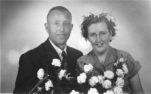 Poortvliet Daan 1916 1953 trouwt Louize J E Pruijs 02