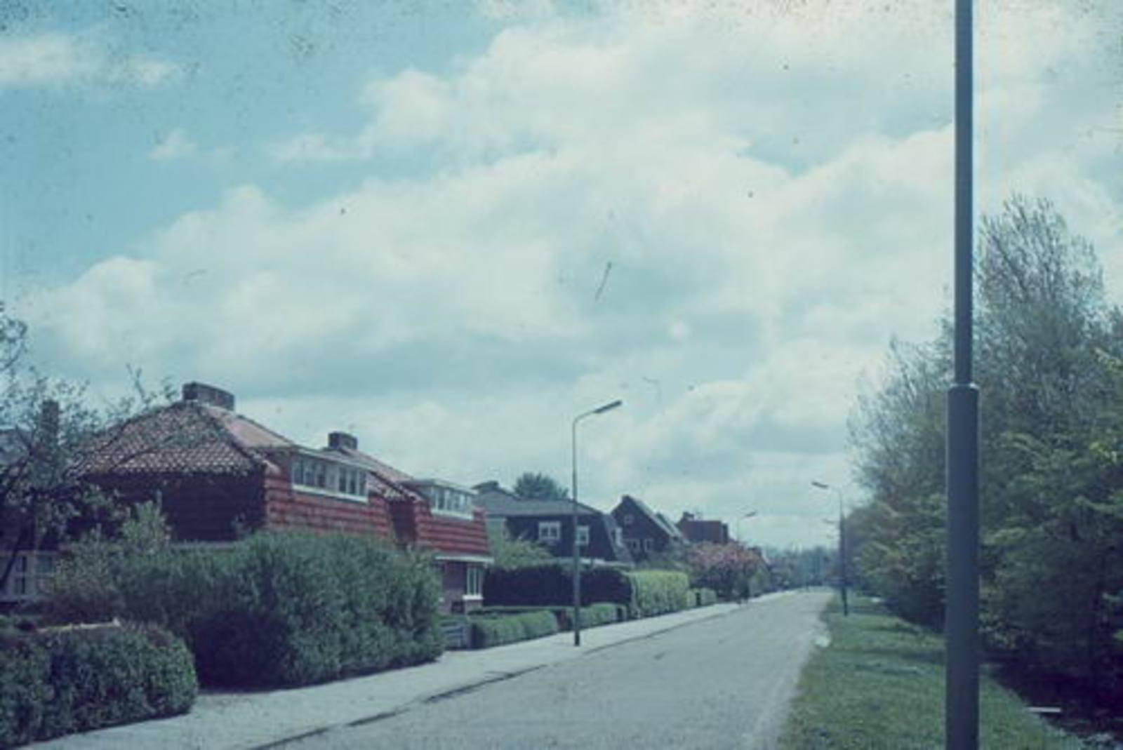 Prins Hendriklaan 0002+ 1964± Zicht naar Oosten