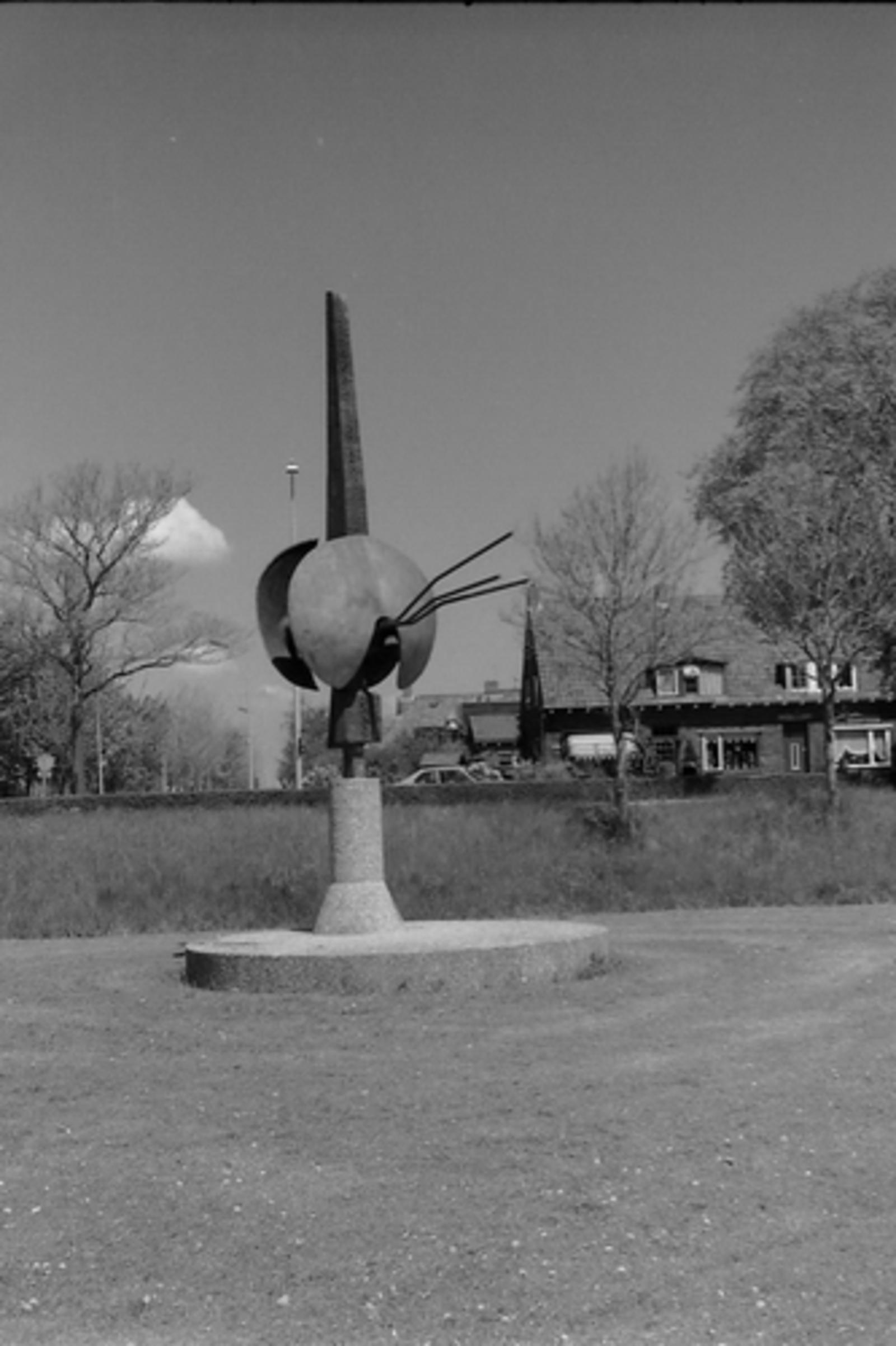 Raadhuislaan 0060± 1979 Beeld de Zonnewijzer