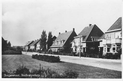 Reigerstraat 1950