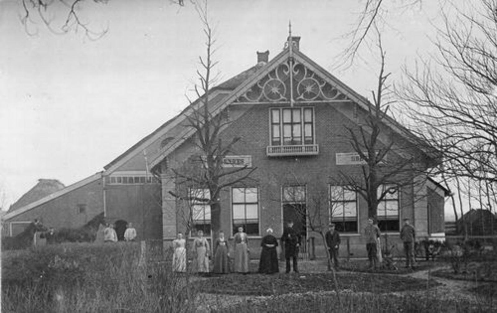 Riijnlanderweg O 0966 1905- Adriennes hoeve