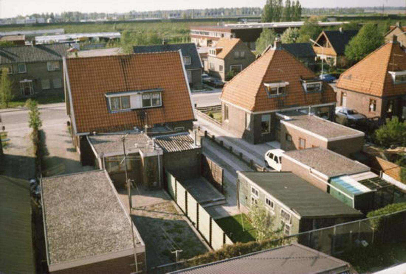 Rijnlanderweg O 0808- 200_ Achterzijde Huizen 26