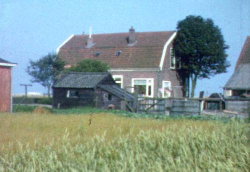 Rijnlanderweg W 0697-699 1960-63 RVR en Huize  vd Vlugt