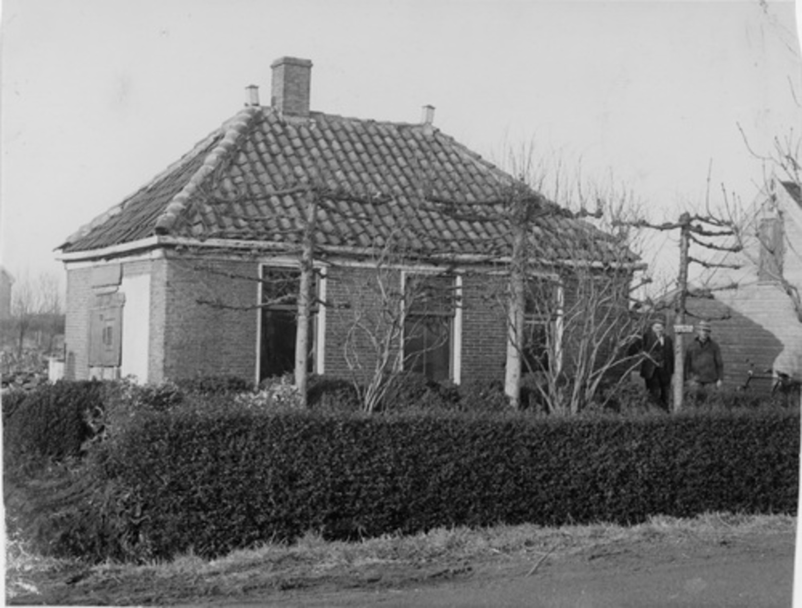 Rijnlanderweg W 0861 1953 Oud en Nieuwbouw Kaslander 01_2