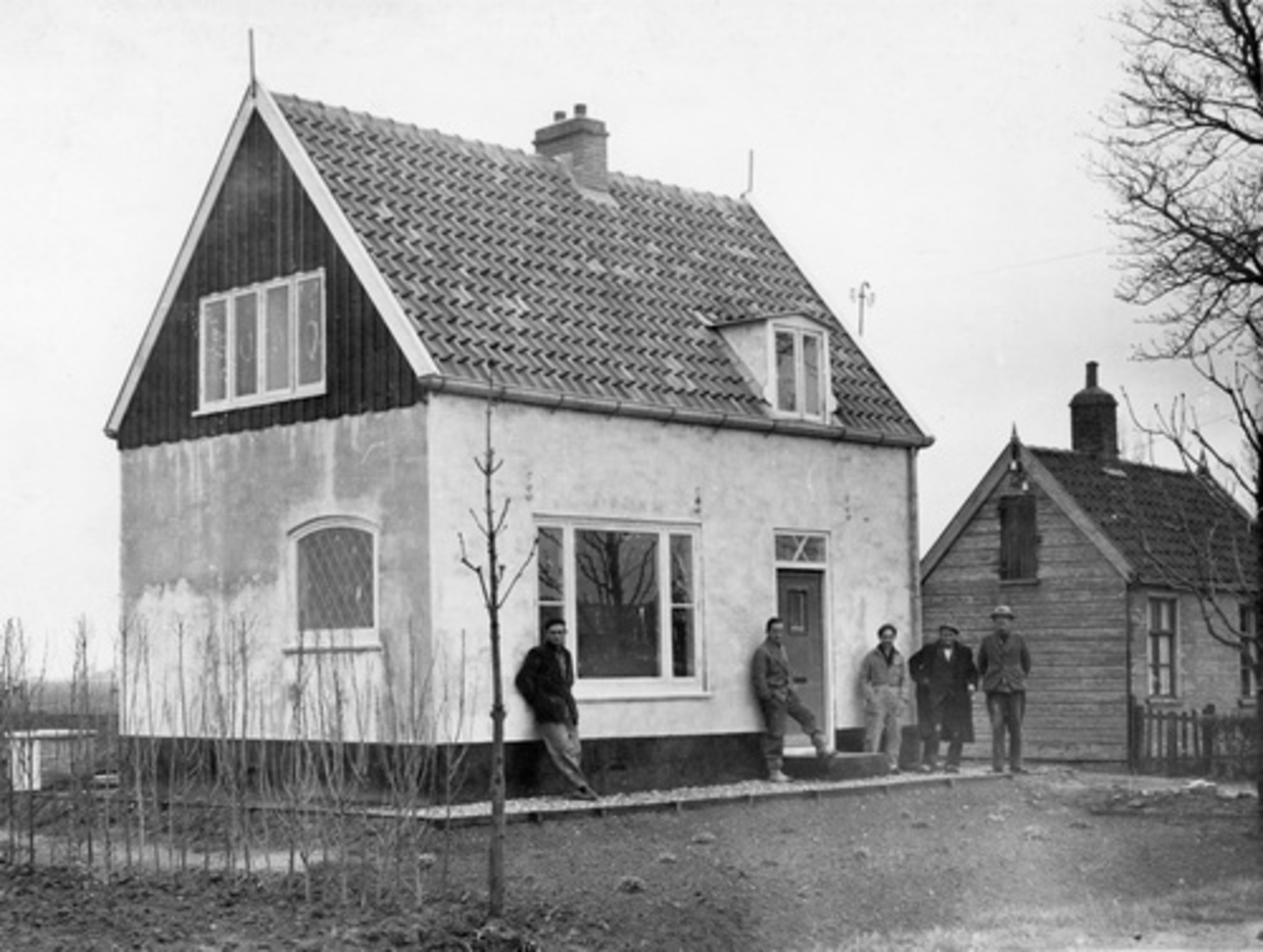 Rijnlanderweg W 0861 1953 Oud en Nieuwbouw Kaslander 02_2