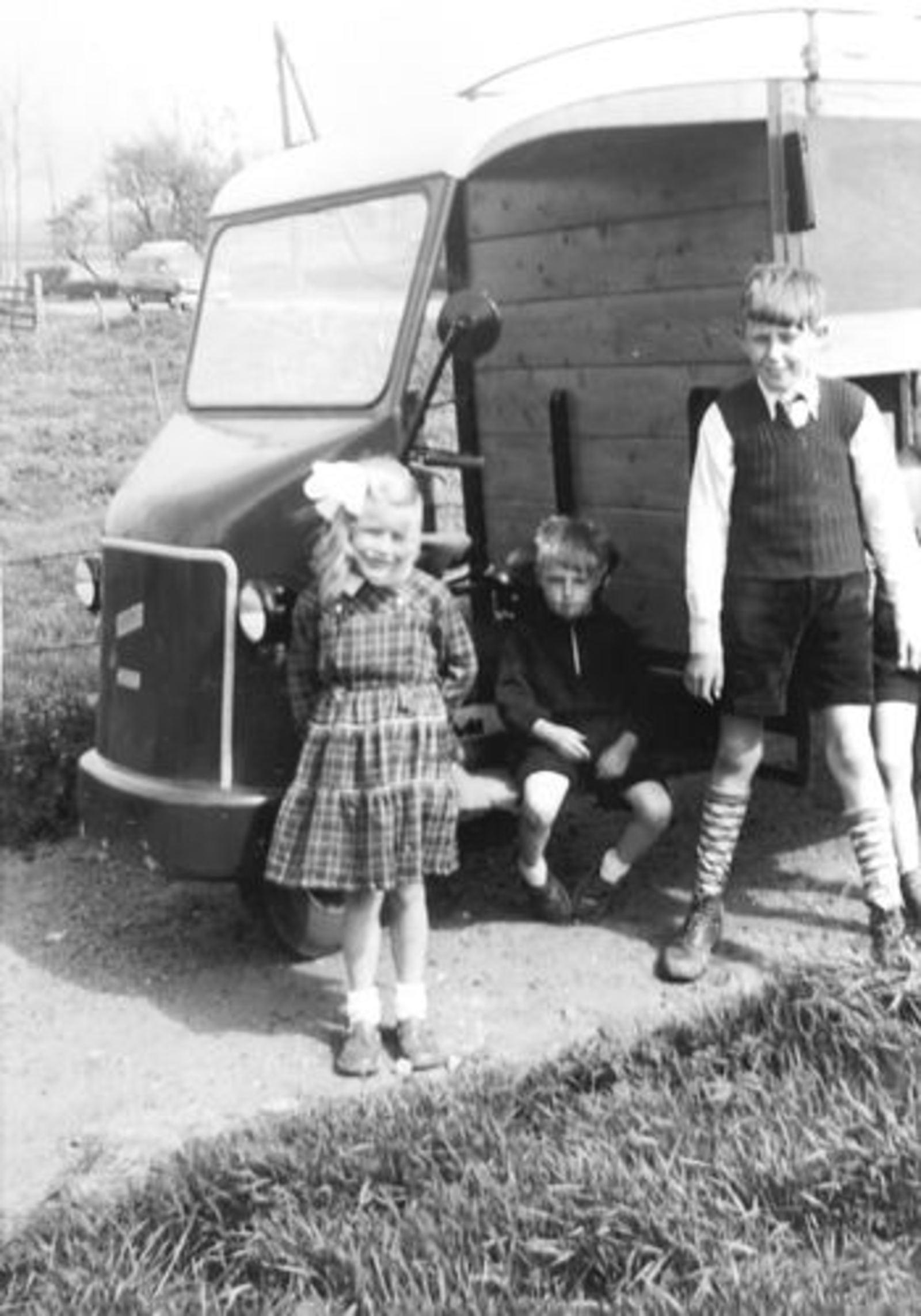 Rip Jacob Sr 1958± Olieboer Motoriseert Bezorging