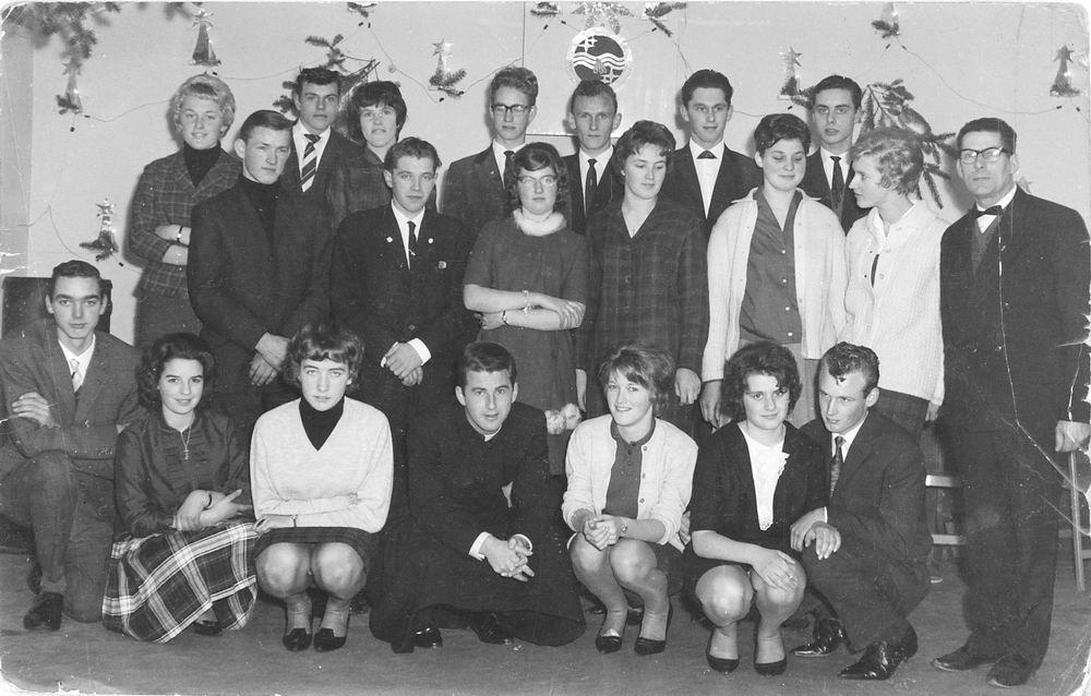 RK Dansclub Piet vd Peet 1963-64