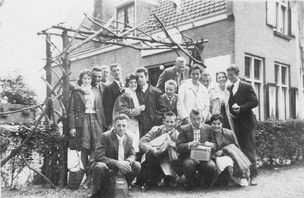 RK Katholieke Arbeiders Jeugd Hoofddorp 19__ Dagje uit naar Alkmaar