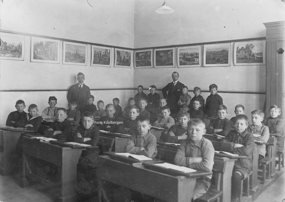 RK School Hoofddorp 1927-29 St Jozef Klas