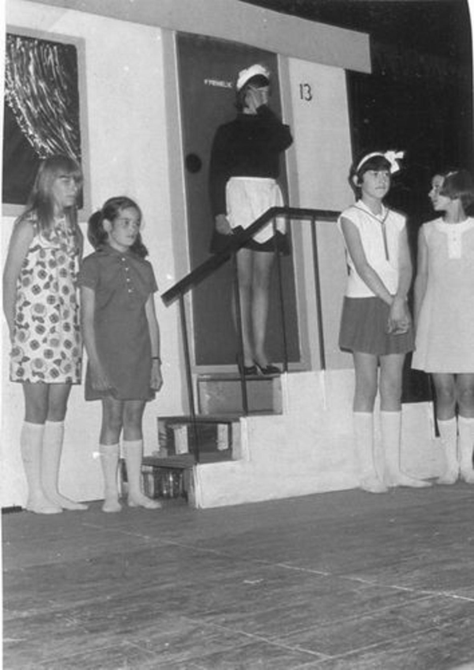 RK School Hoofddorp 1969 Musical Mr Pennelik 001