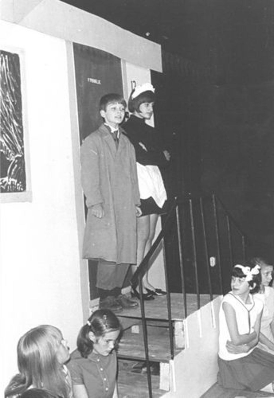 RK School Hoofddorp 1969 Musical Mr Pennelik 002