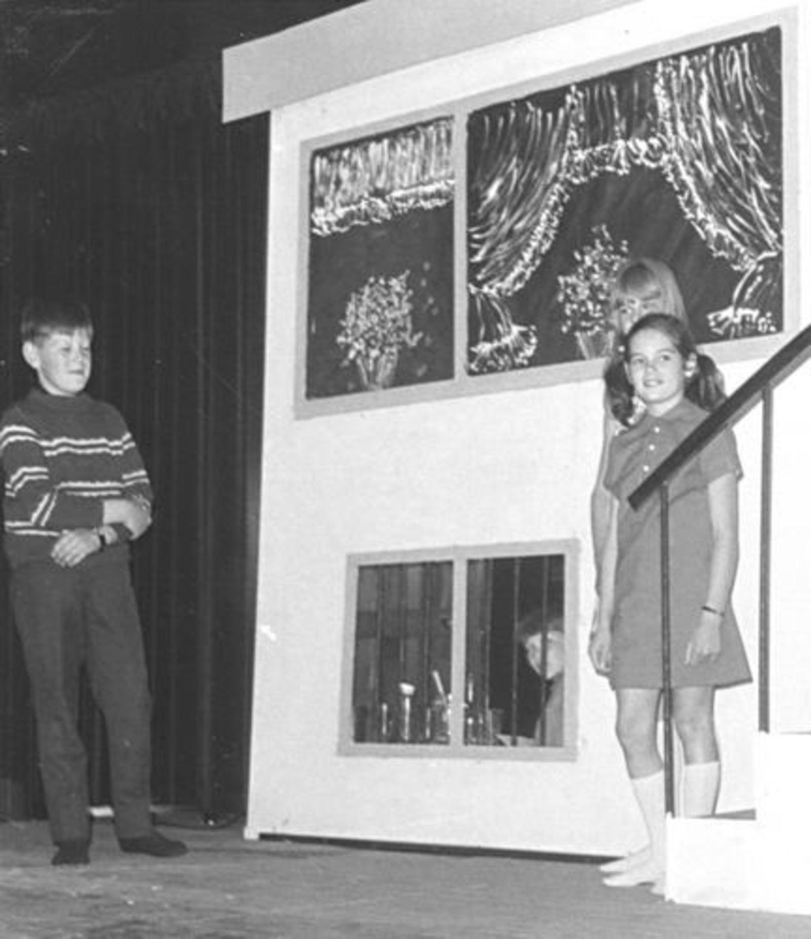 RK School Hoofddorp 1969 Musical Mr Pennelik 003