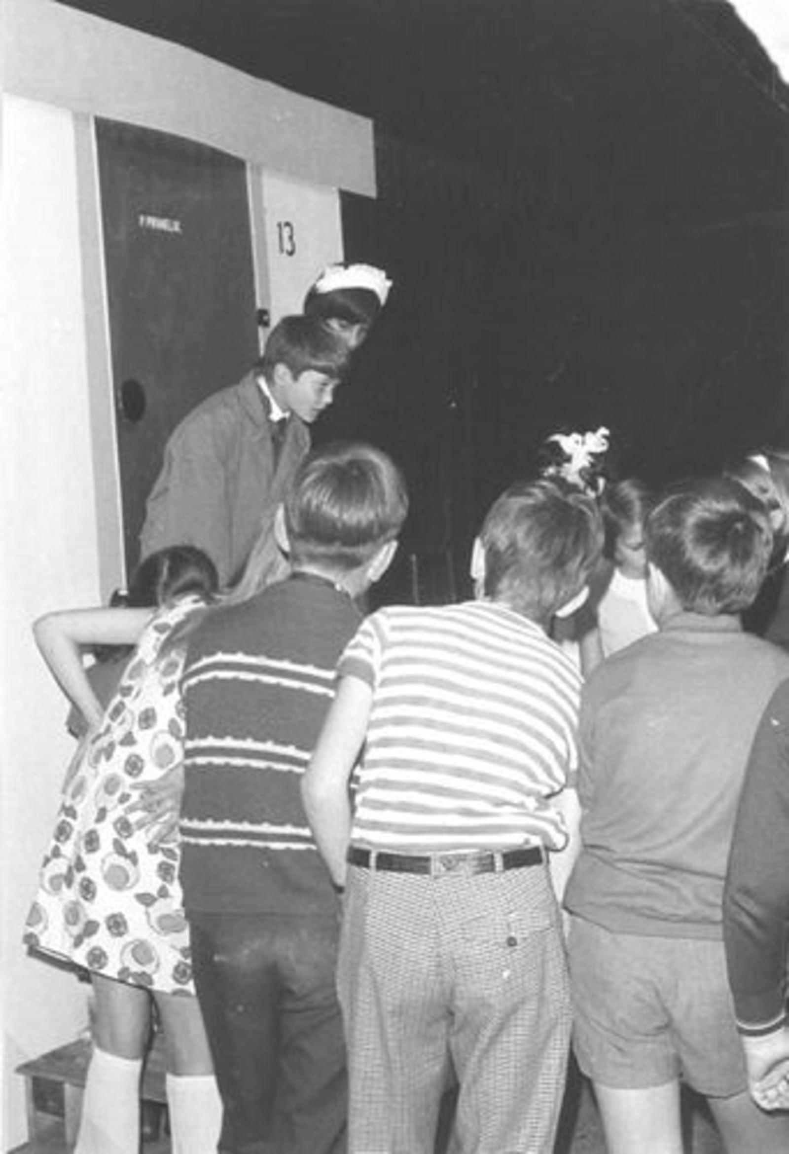RK School Hoofddorp 1969 Musical Mr Pennelik 004