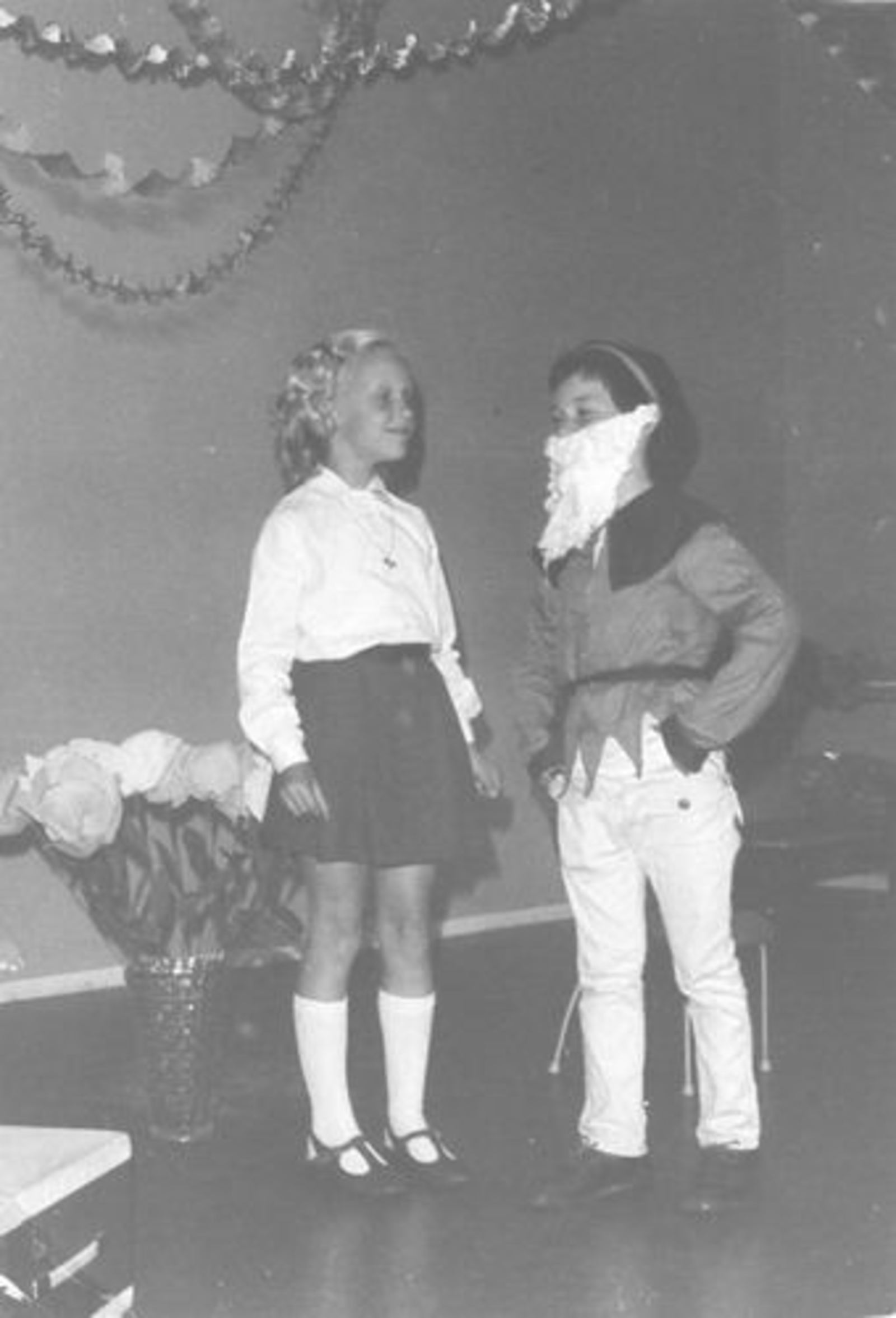 RK School Hoofddorp 1969 Musical Mr Pennelik 012