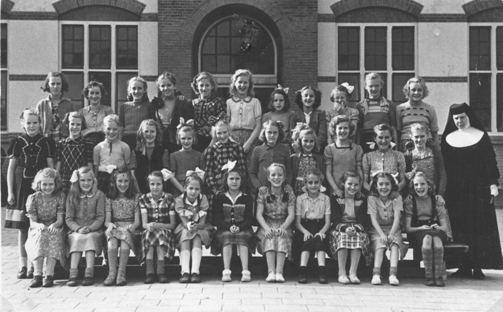 RK School Nieuw Vennep St Anthonius 194_ met Cocky Wassenaar