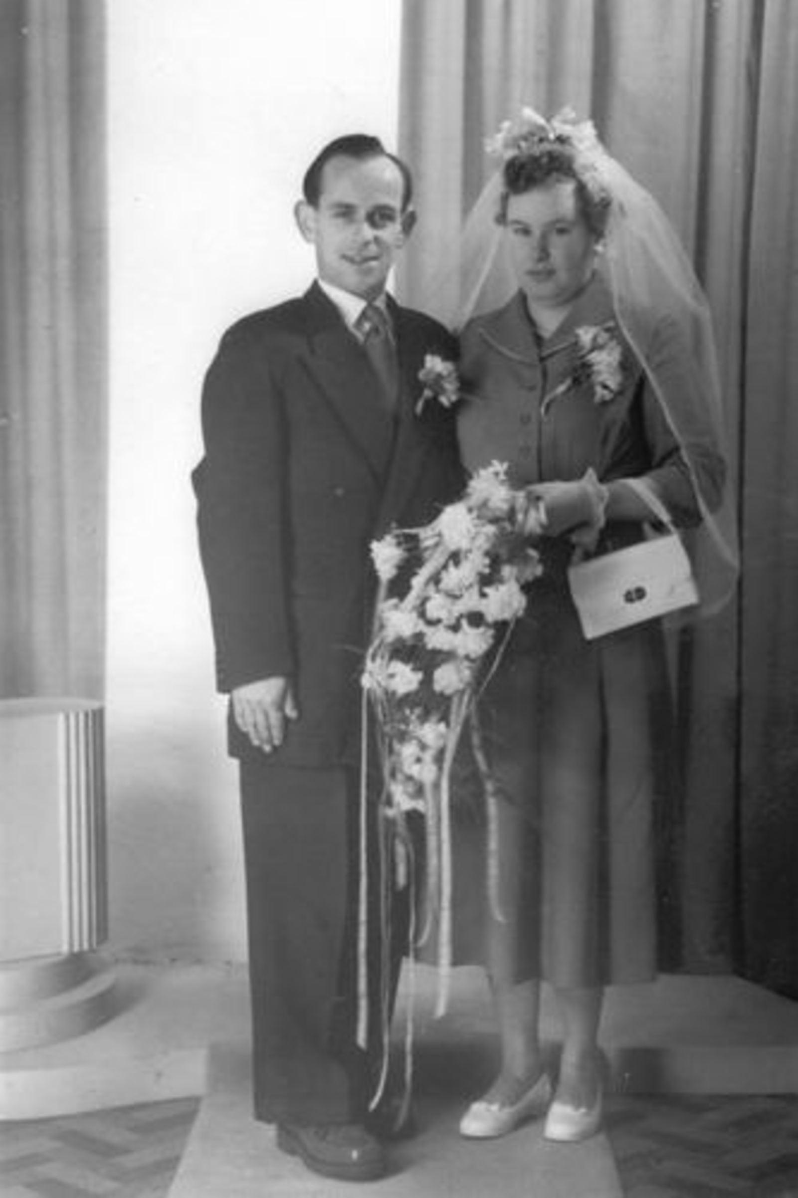 Robijn Cees 1928 19__ trouwt Jana v Kuijk