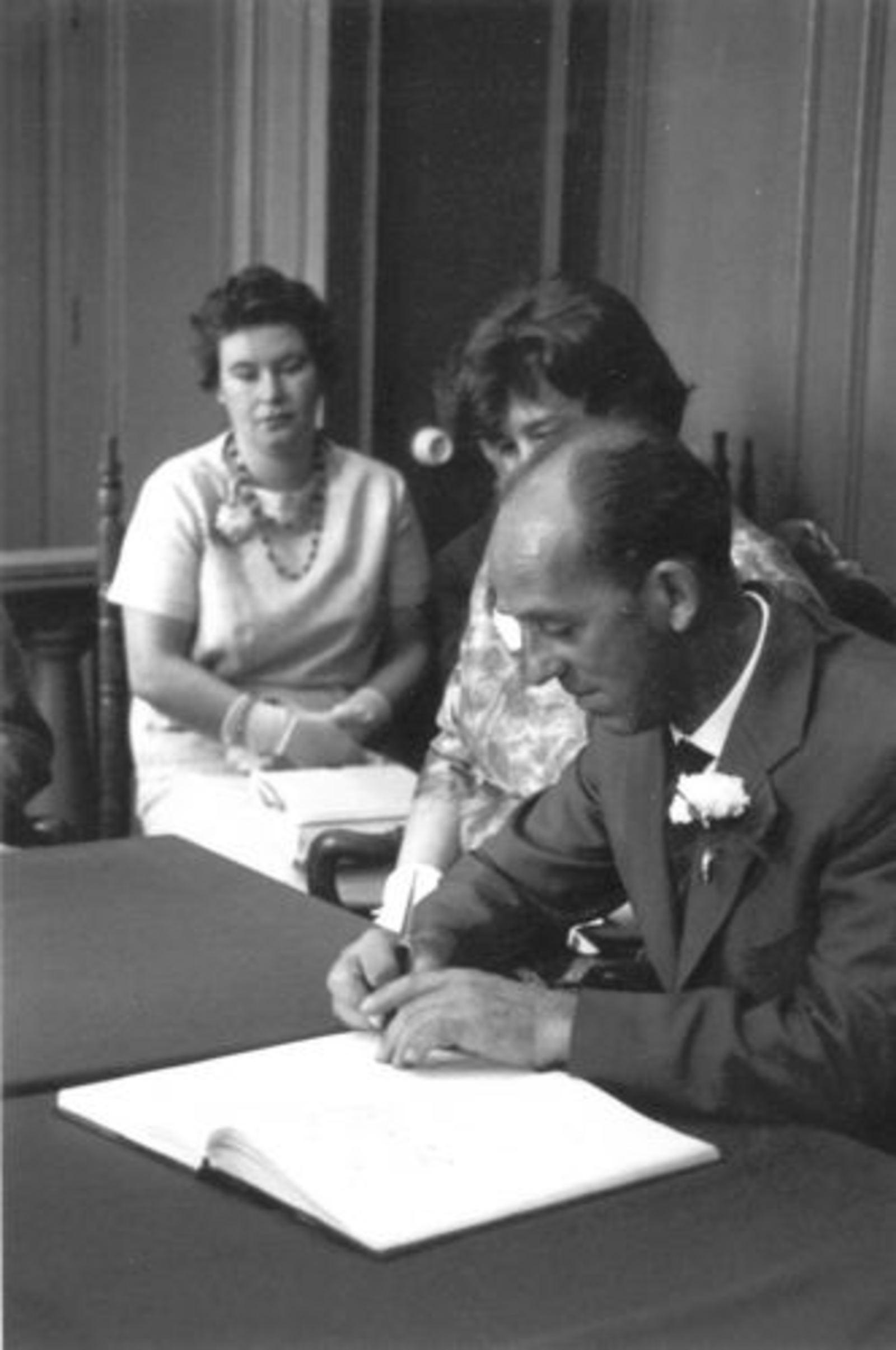 Robijn Henk 1938 19__ trouwt Thea Compier 04