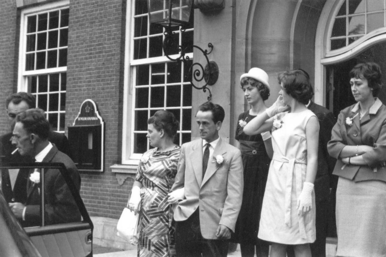 Robijn Henk 1938 19__ trouwt Thea Compier 08