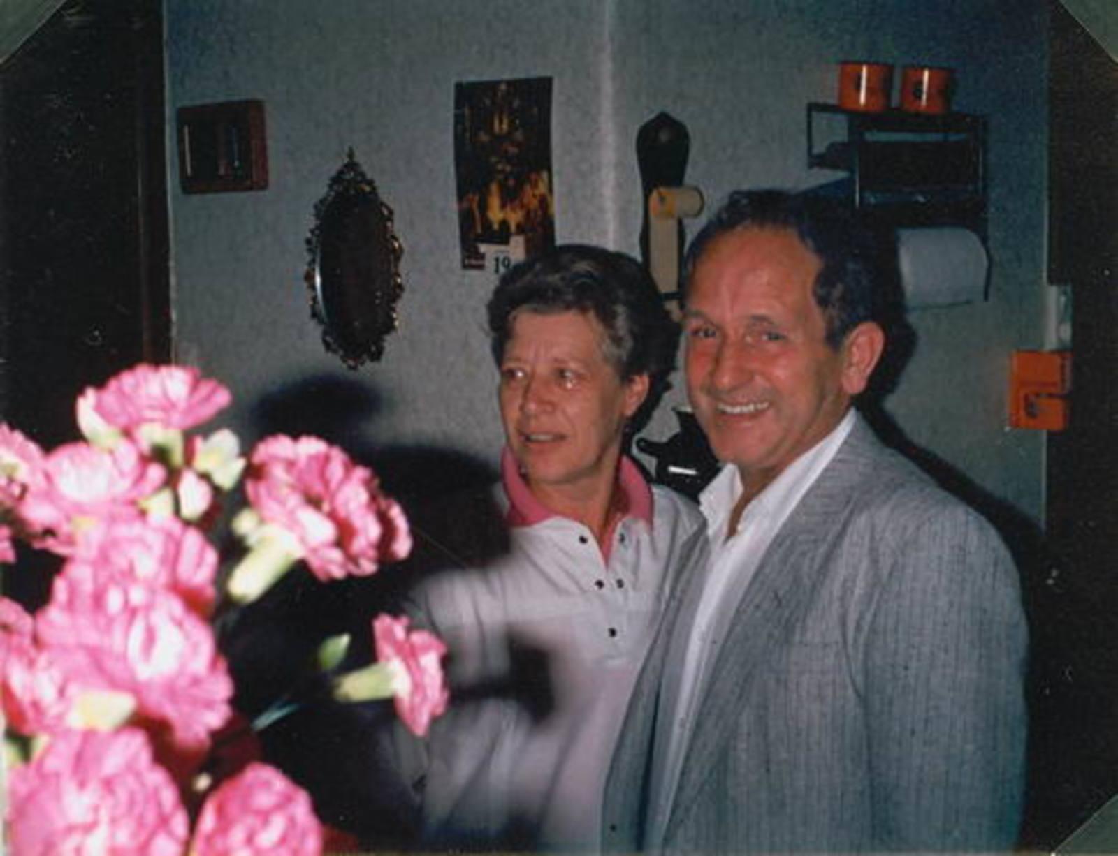 Robijn Joop 1932 1987 25jr getrouwd met Cock Wassenaar 10