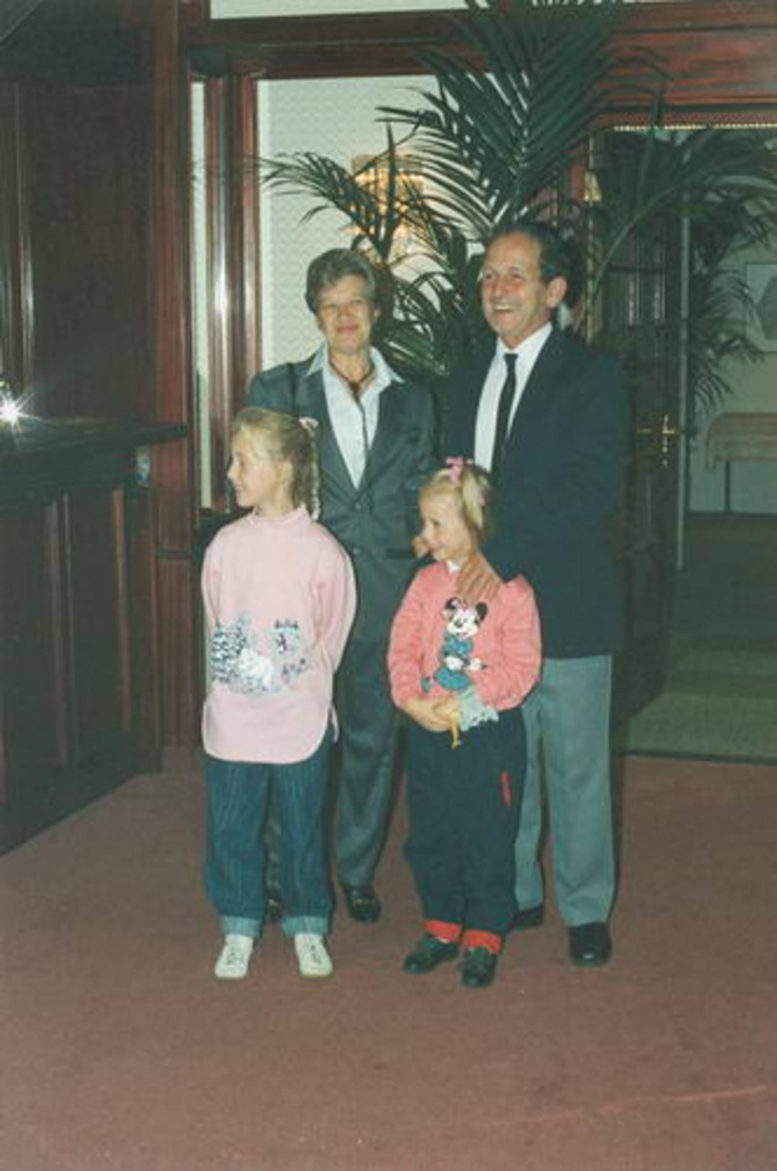 Robijn Joop 1932 1987 25jr getrouwd met Cock Wassenaar 12