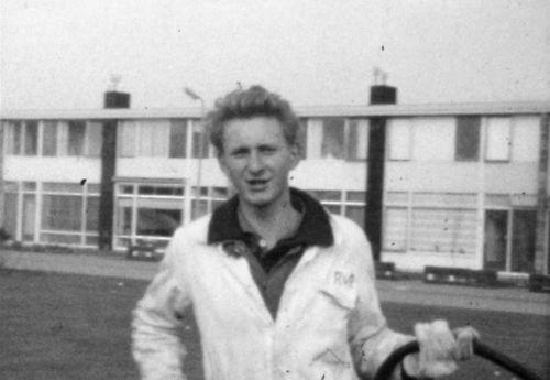 Roodenburg Piet Dirkzn 1960-63 bij RVR Loonbedrijf