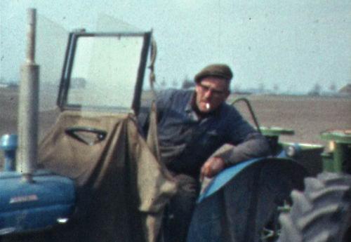Roodenburg Piet Sr 1960-63 bij RVR Loonbedrijf