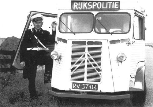 Schalk Jan 1916 1955+ Agent bij Rijkspolitie