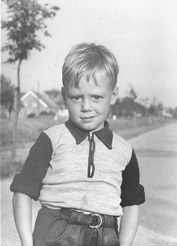 Schreuders Cok 1951 195_ Kleuter