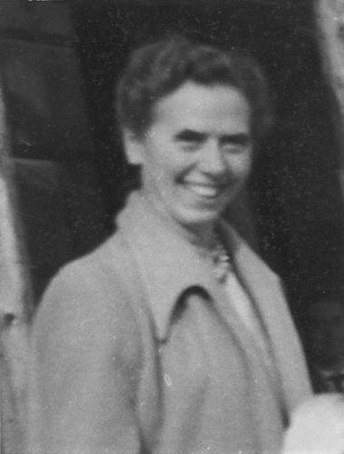 Schuijt Juf 1955 Portret