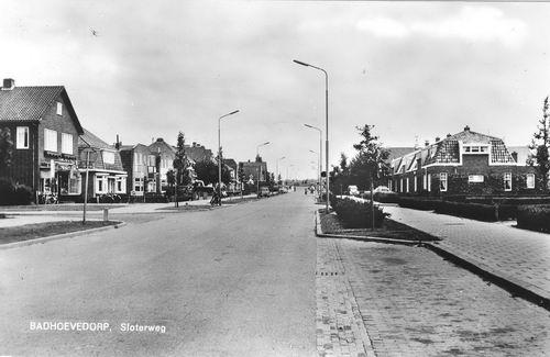 Sloterweg W 004_ 1962 Zicht naar Ringdijk