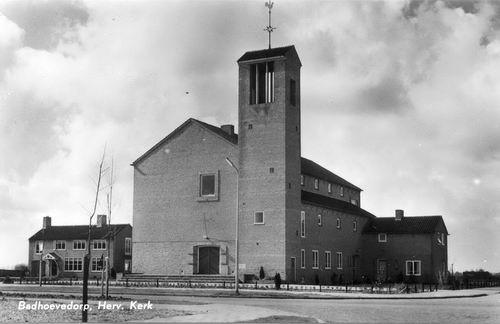 Sloterweg W 0083 1957 NH Immanuelkerk