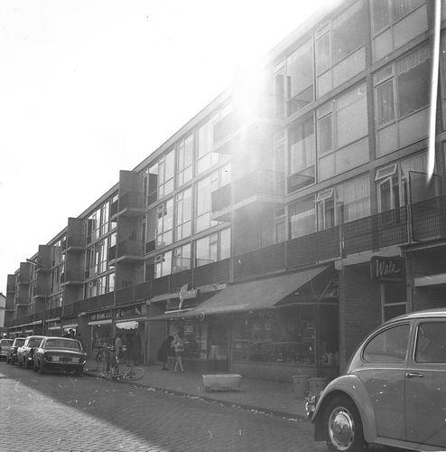Sloterweg W 0103 1967 Winkelcentrum met Winkel Jamin 02