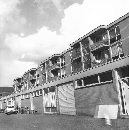 Sloterweg W 0103 1967 Winkelcentrum met Winkel Jamin 03