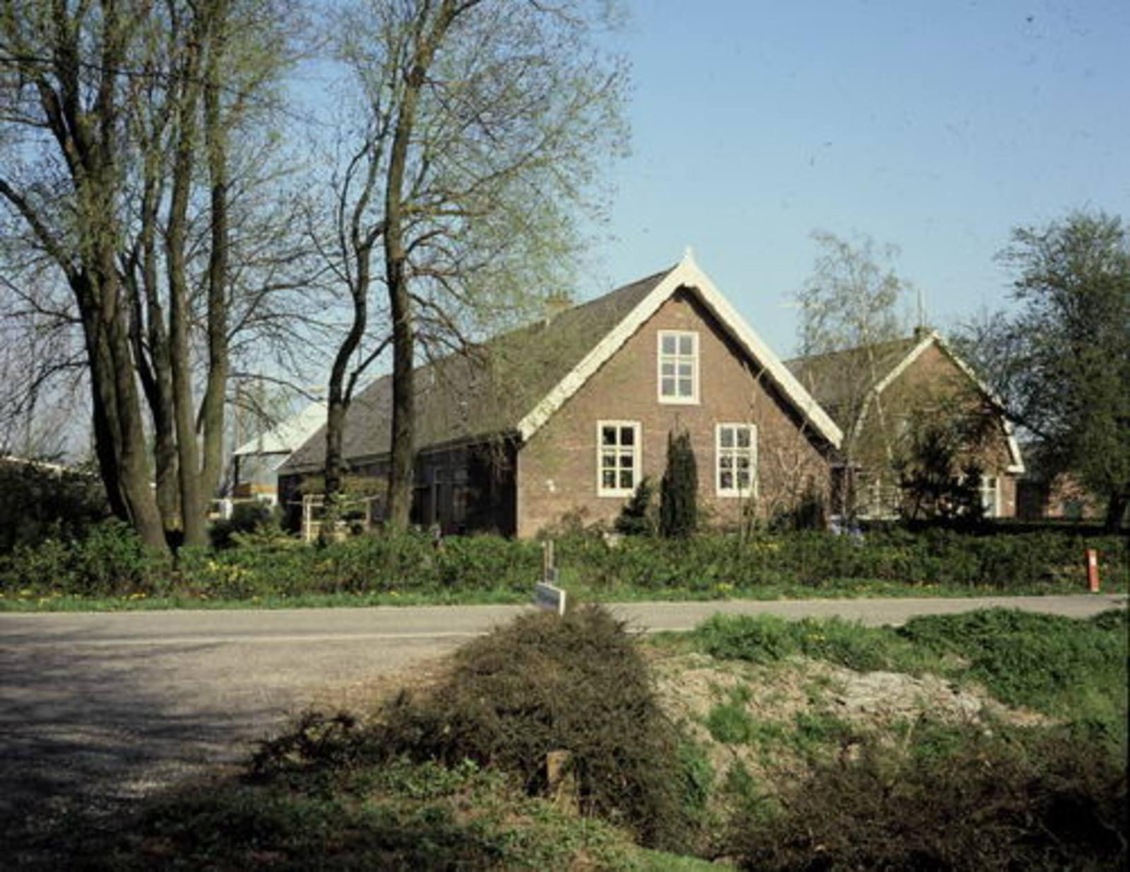 Sloterweg W 0345-349 1984 Wilhelmina Cornelia hoeve
