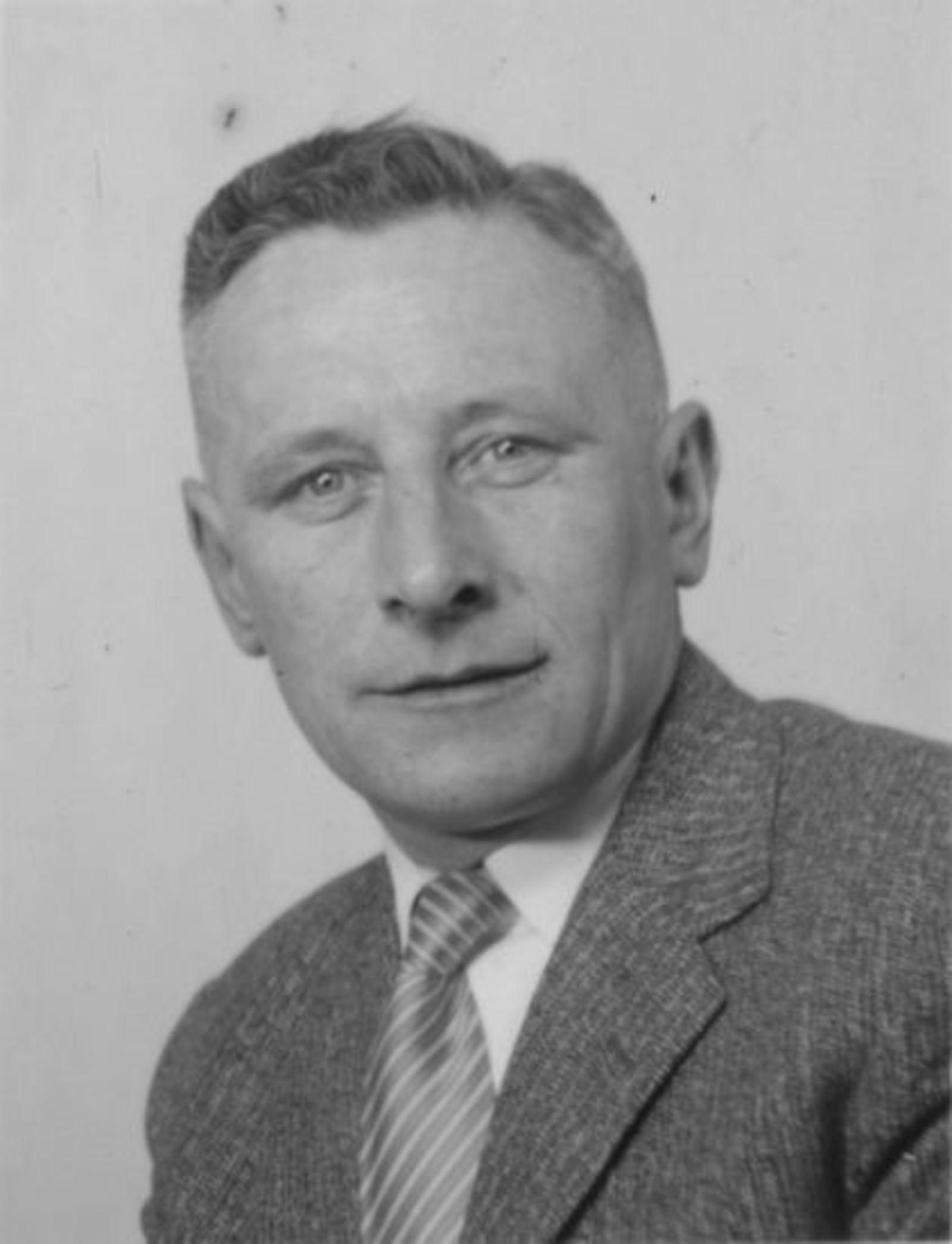 Sluis Jaap 1913 19__ Portret