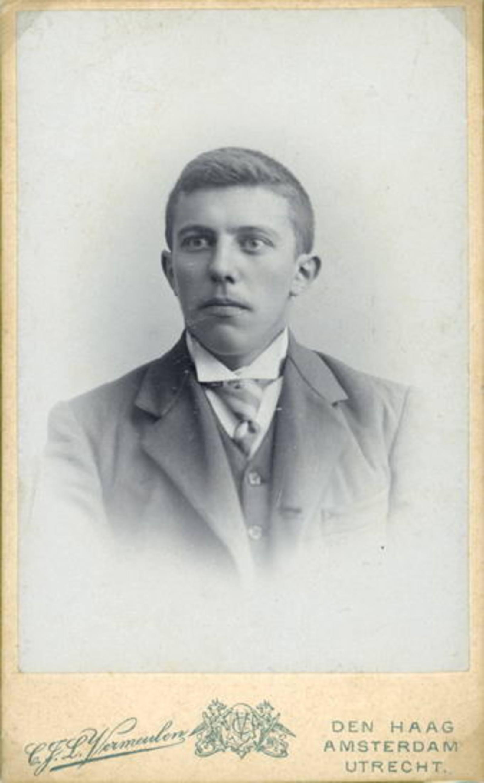 Sluis Jan 1878 19__ Portret met vrouw Pietertje v Voorst 01