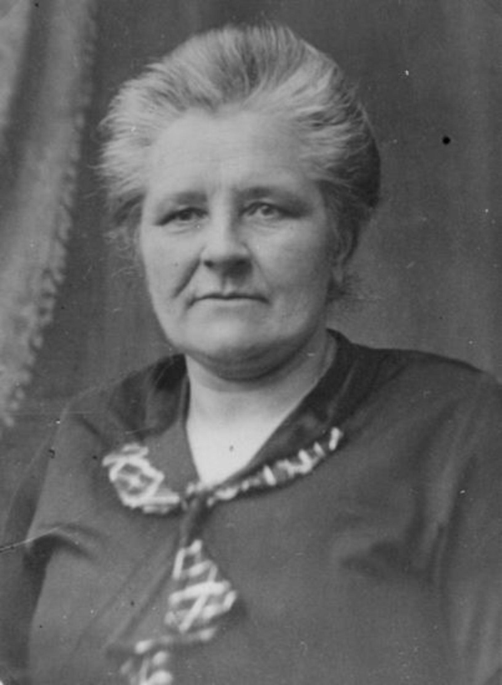 Sluis-v Voorst Pietertje 1885 19__ Portret