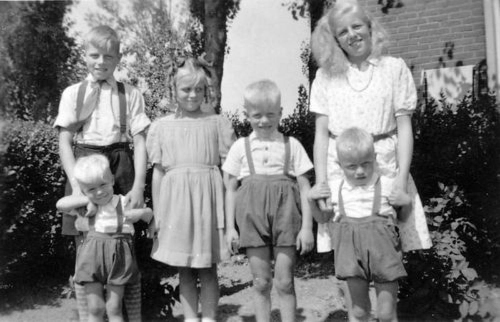 Smit Leendert 1898 1946 Kinderen aan Schipholweg 927
