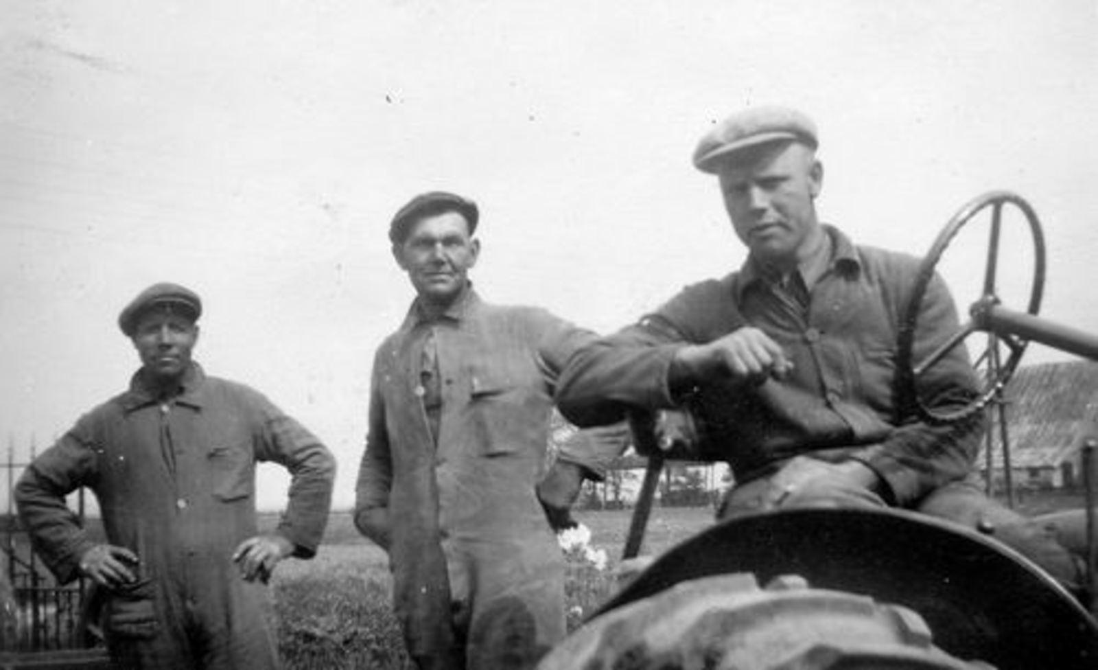 Smit Leendert 1898 1948 Landarbeider bij Groenenberg aan IJweg