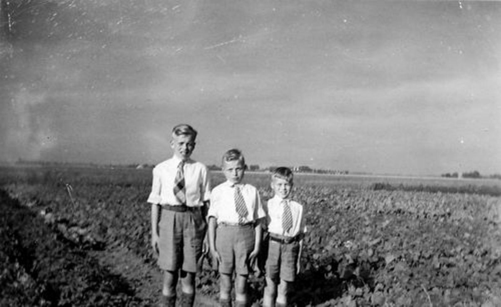 Smit Leendert 1898 1951 Zoons achter Schipholweg 927