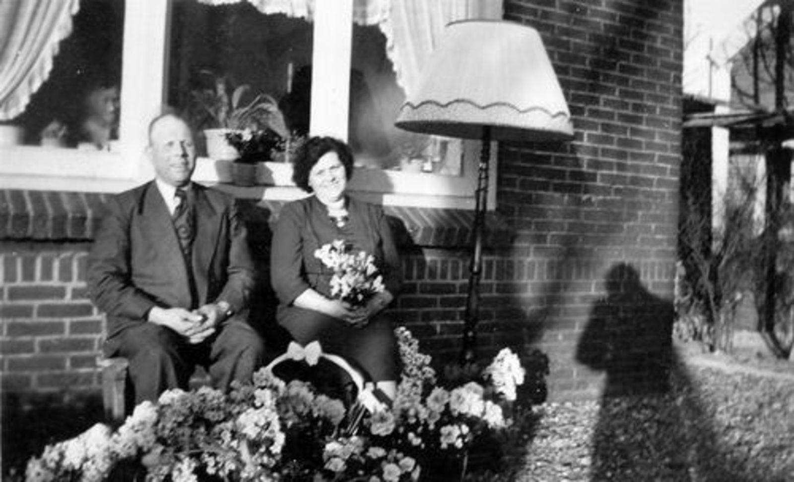 Smit Leendert 1898 1956 25jr Getrouwd