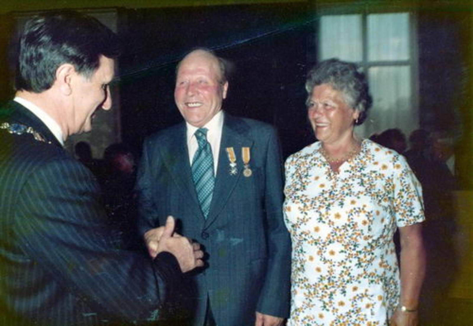 Smit Leendert 1898 1975 2e Lintje van Burgemeester v Stam