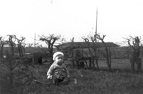 Stieva Steef 1903 1935+ met zoontje Kees 03