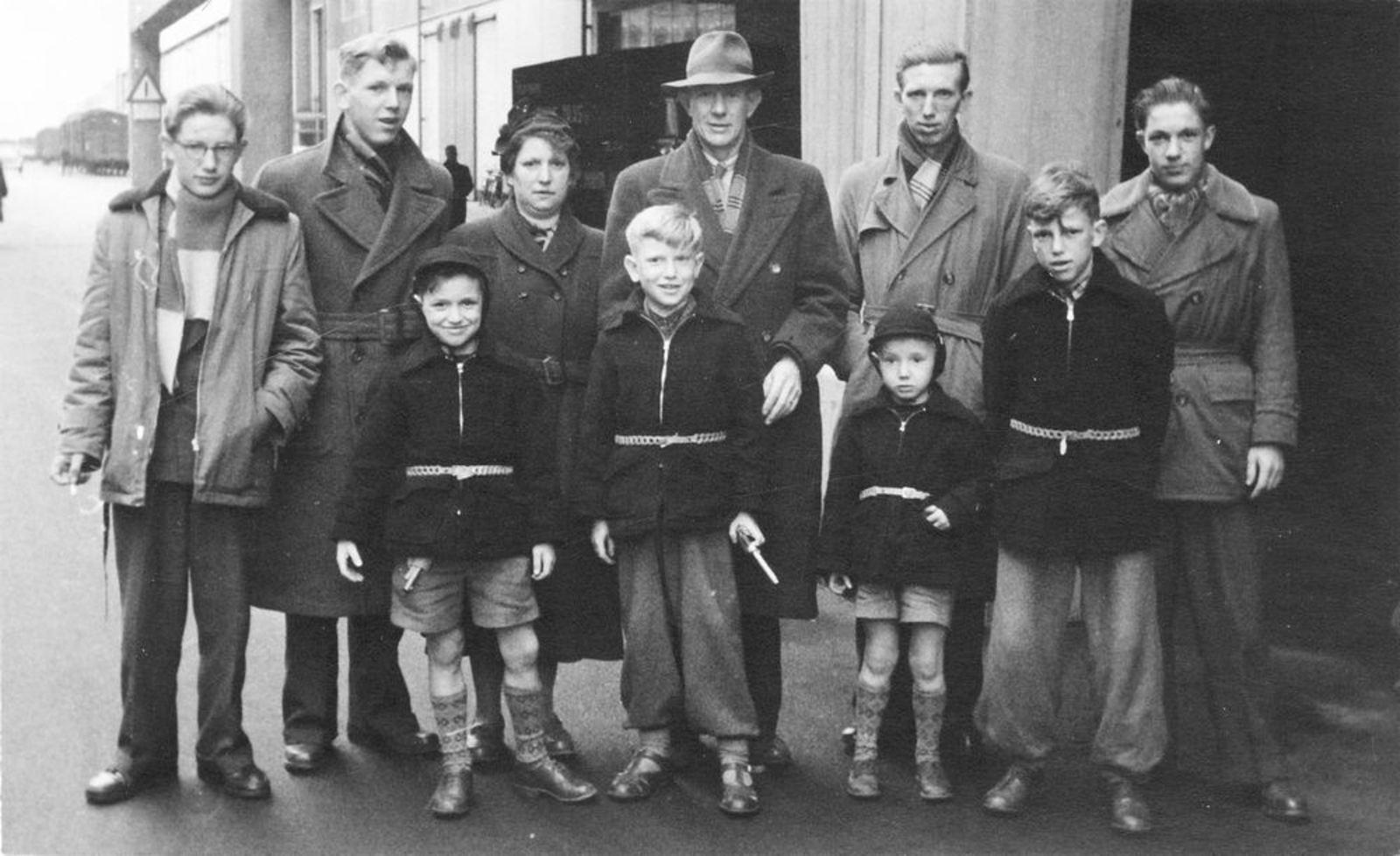 Stroomer Han 1910 195_ Fam Tinus Spreeuw emigreert naar Canada 01