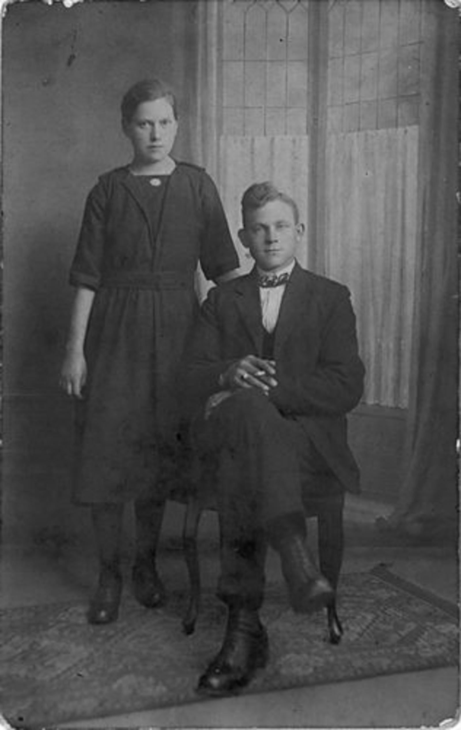 Stroomer Trijn 1905 1923± bij Fotograaf met Toon Huiskens