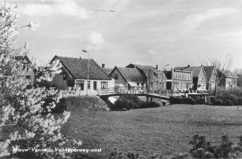 Venneperweg N 044_ 1964 met Witte Bruggetje
