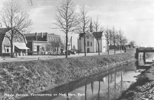 Venneperweg N 0479 1957 Gouden Leeuw ea