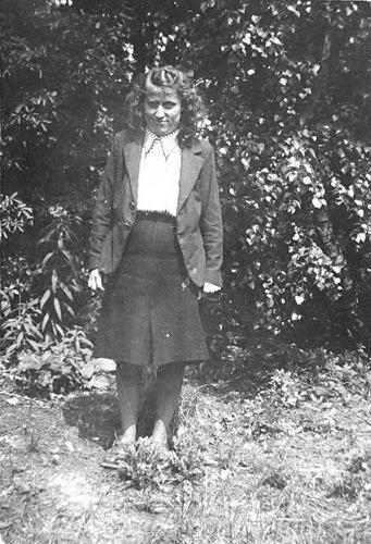 Verzaal Freek 1914 19__ Vrouw Jannetje de Ruiter