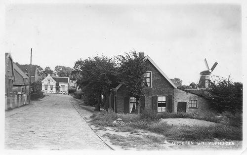 Vijfhuizen de Klucht 193_ vanaf Ringdijk