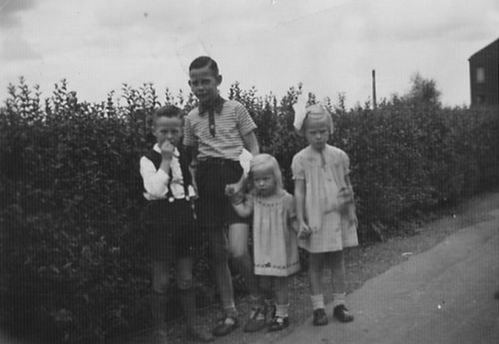Vijfhuizen Onbekend Gezin 01 1952